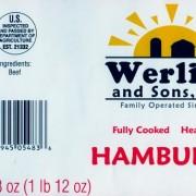 HamburgerLabel