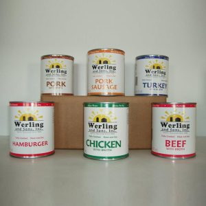 28oz Variety Canned Meat 6 Pack