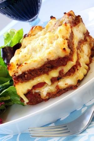 goetta lasagna